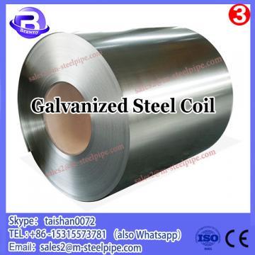 Regular spangle galvanized coil / galvanized steel coil z275