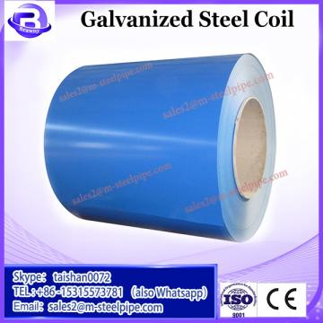Dx51 cold rolled Zinc Coated hot dipped Galvanized Steel coil / GI coil