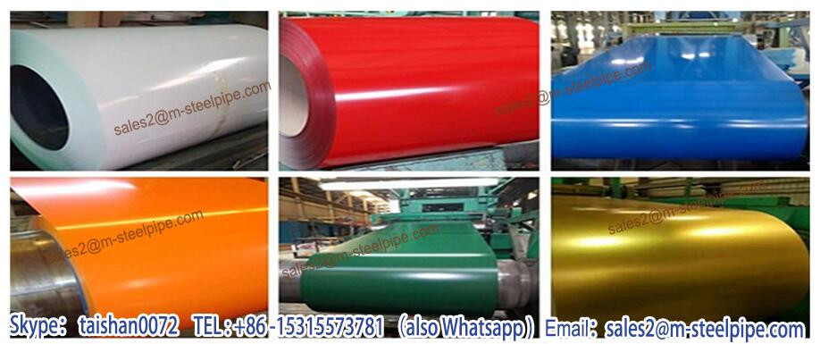PPGI/PPGL Pre-painted Hot Dipped Galvalume Steel Coil