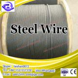 Galvanized wire/electro galvanized wire/galvanized steel wire for construction factory price
